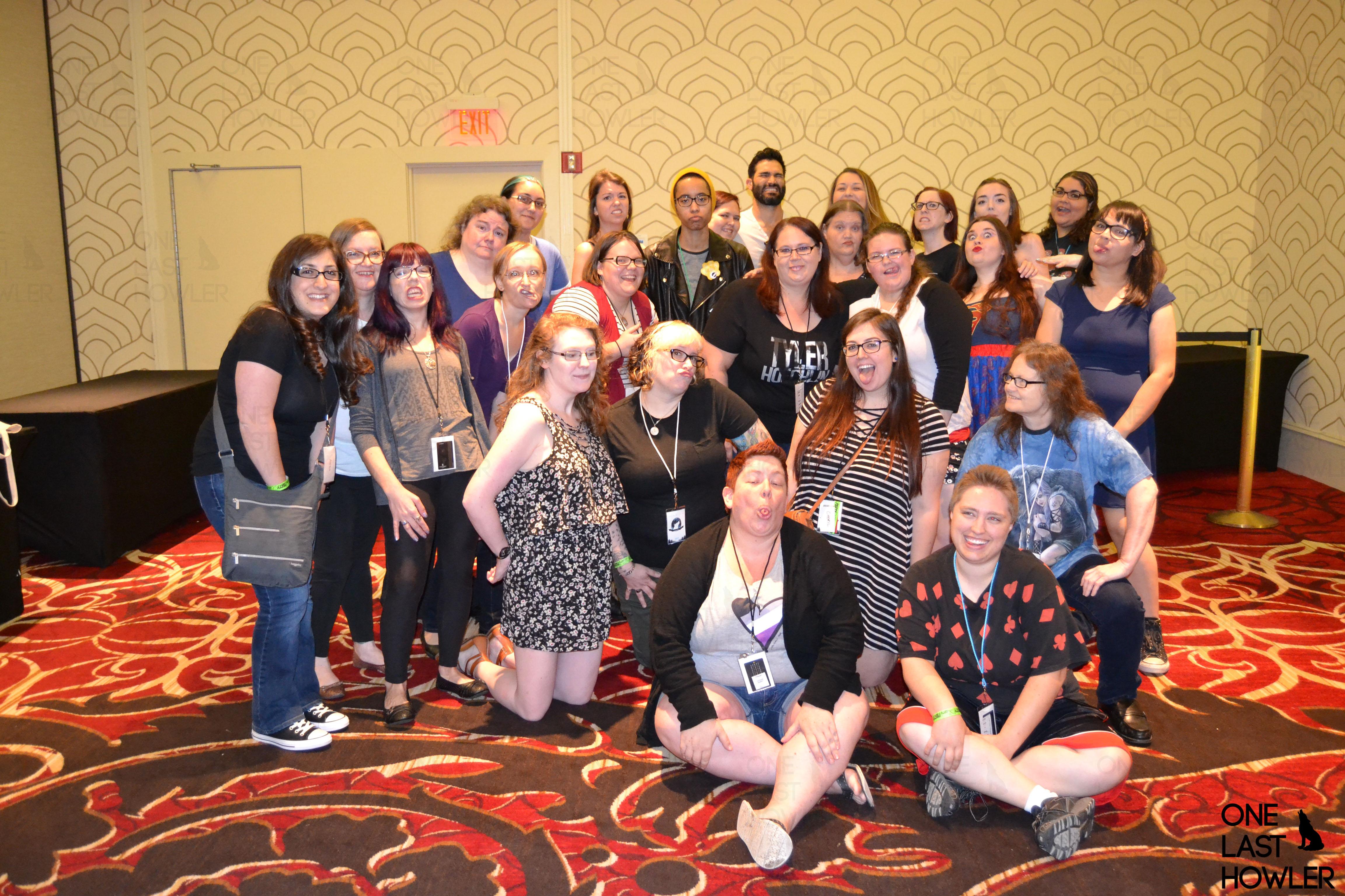 Meet Greets Howler Con 2017